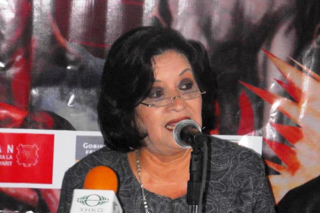 Caty Guido, nueva titular de Fomento a la Lectura en Nayarit