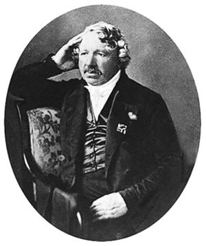 Louis Daguerre 1848