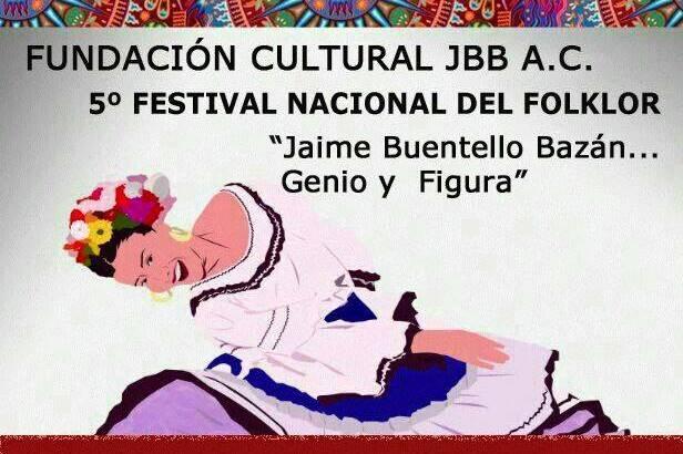 Festival Nacional de Folklor en Nayarit