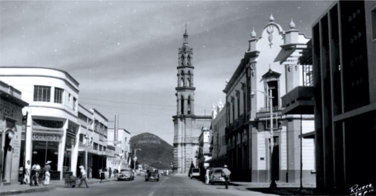 De la calle a la avenida México