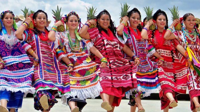 La Guelaguetza de Oaxaca en Tepic