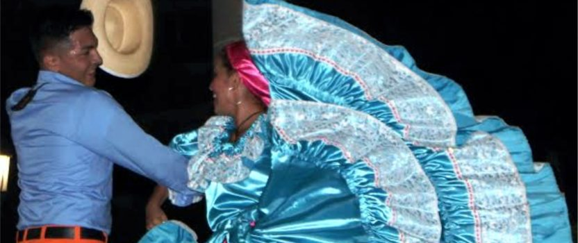 Primer Festival Internacional del Folklor Latinoamericano
