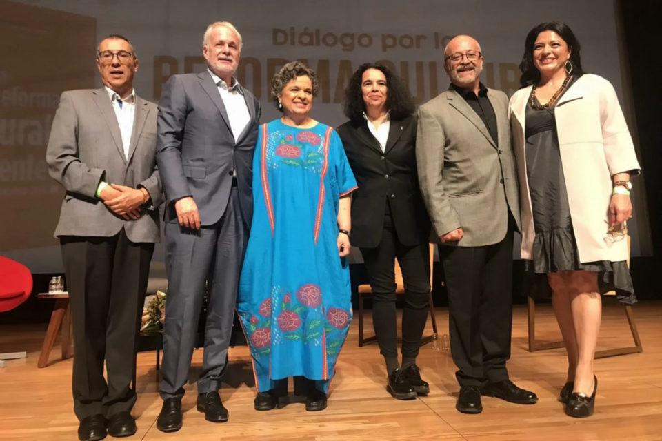 Reforma Cultural, diálogo de coincidencias
